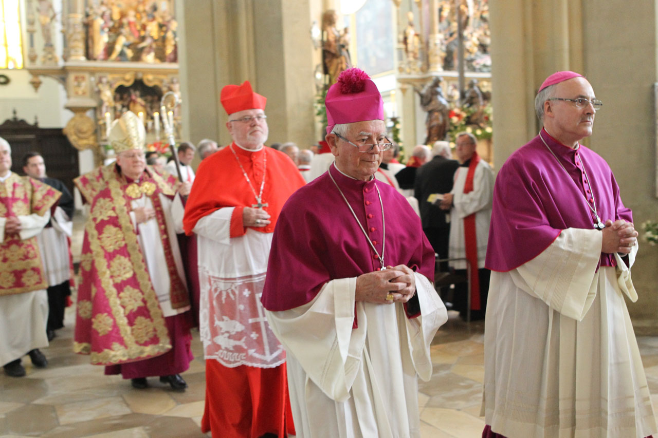 Augsburg Bischofsweihe