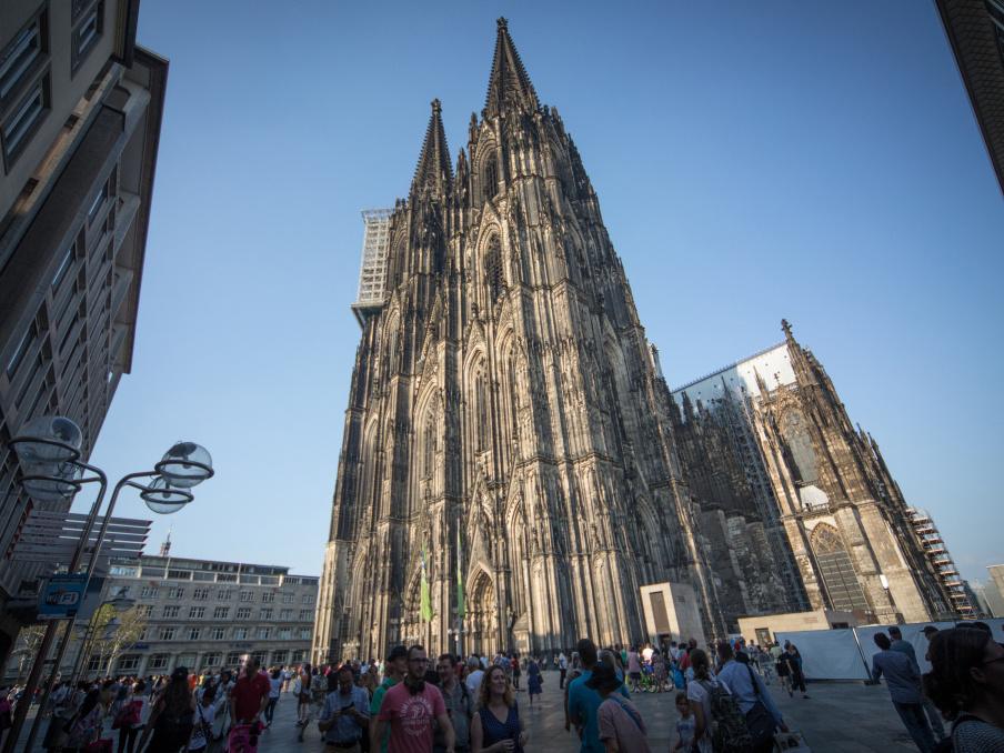 Kölner Dom Gottesdienste