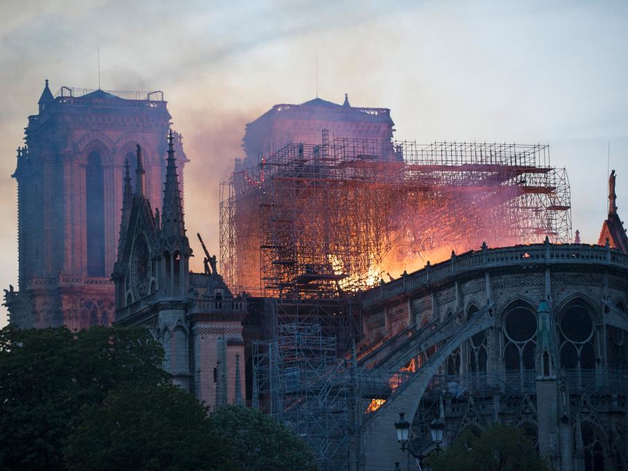 Nachrichten Notre Dame