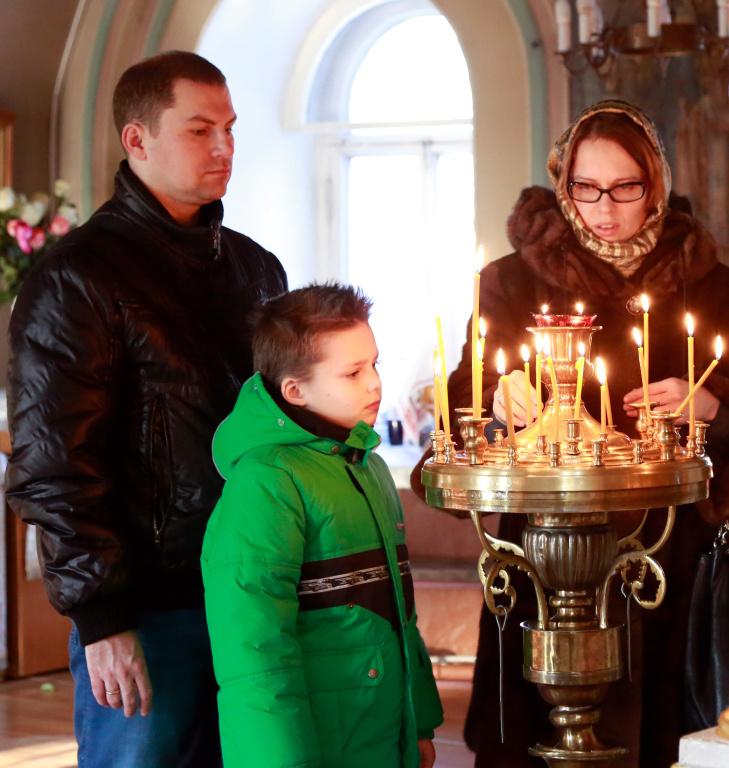 Orthodoxe Weihnachten.Orthodoxe Christen Feiern Weihnachten Auch Unter